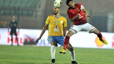 Photo of يوسف يعقد جلسة مع لاعب الأهلي بالمران