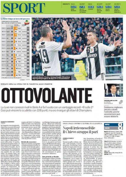 صحيفة لاستامبا الإيطالية