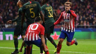 أتلتيكو مدريد يعبر إلى الدور الثاني من دوري الأبطال