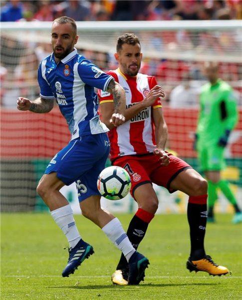 جيرونا ضد اسبانيول