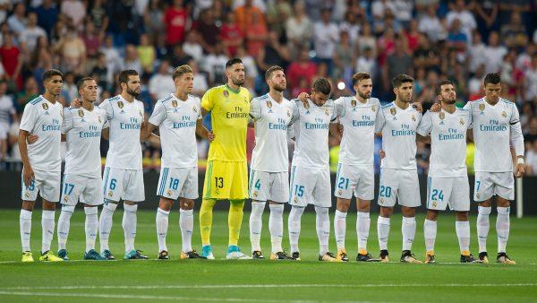 صورة تعرف علي تشكيل ريال مدريد أمام إيبار
