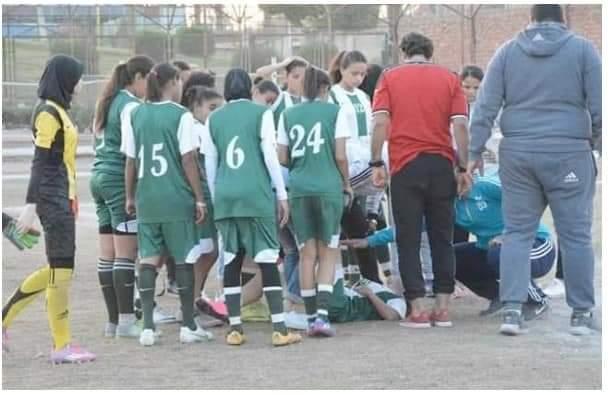 صورة العنصر الرجالى يدير مباريات دورى الكرة النسائية غدا