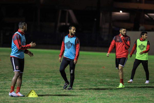 Photo of غياب الشناوي وتدريبات لوليد سليمان