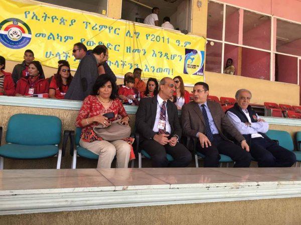 سفير مصر بإثيوبيا