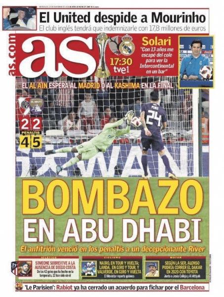 صحيفة اس الإسبانية