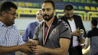 Photo of أحمد الجارحي: روح الفانلة الحمراء وراء فوز الأهلي بدوري مرتبط السلة
