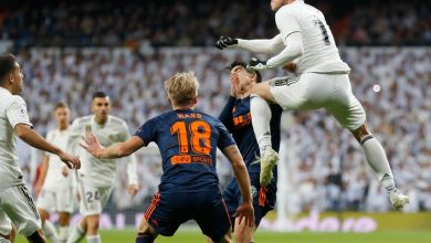 Photo of فيديو..ريال مدريد يتغلب علي فالنسيا بالدوري الإسباني