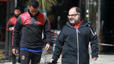 Photo of حسام عاشور يخضع لفحوصات طبية