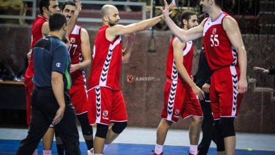 صورة الأهلي يصعد لربع نهائي كأس مصر لرجال السلة