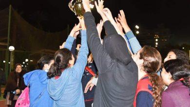 Photo of أنسات الصيد يحصدن كأس منطقة الجيزة لكرة السلة