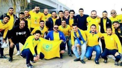 Photo of تشديدات أمنية مكثفة قبل مباراة الإسماعيلي والقطن والجماهير تتوافد