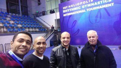 Photo of وزير الشباب يفتتح البطولة الدولية للجمباز الإيقاعي