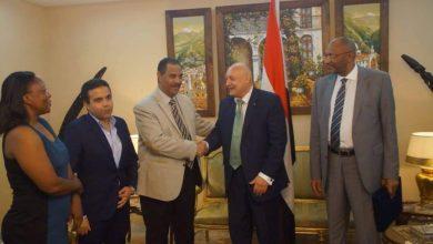 Photo of السفارة تقيم حفل عشاء للإسماعيلي بالكاميرون في وجود سفير مصر (صور)