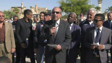 Photo of رئيس الاتحاد المصرى للكانوي يشيد بجهود محافظ الأقصر