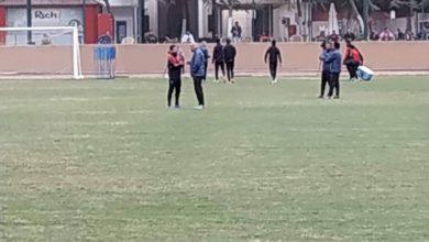 Photo of محمد يوسف يجتمع بمحمود وحيد لاعب الأهلي الجديد