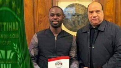 Photo of رسميًا..الاتحاد السكندري يتعاقد مع تشوكا