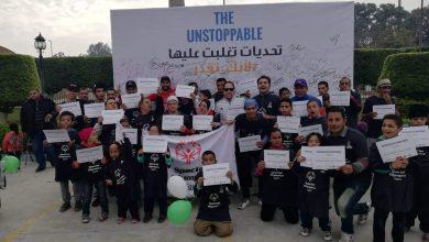 أبطال الأوليمبياد المصري الخاص