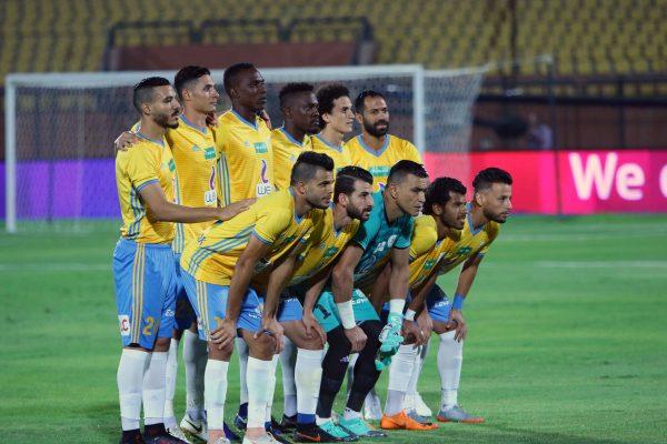 التشكيل الرسمي لمباراة الإسماعيلي ضد حرس الحدود في الدوري