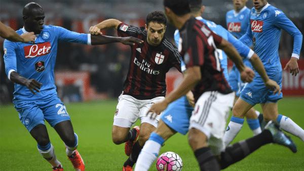 مشاهدة مباراة ميلان ونابولي بث مباشر 26-1-2019 مسابقة الدوري الإيطالي