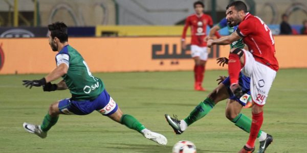 موعد مباراة الأهلي ومصر المقاصة والقنوات الناقلة