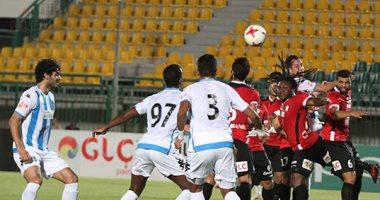 مشاهدة مباراة بيراميدز وطلائع الجيش بث مباشر 19-1-2019 الدوري المصري