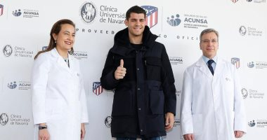 Photo of رسمياً.. إعارة موراتا إلى أتلتيكو مدريد