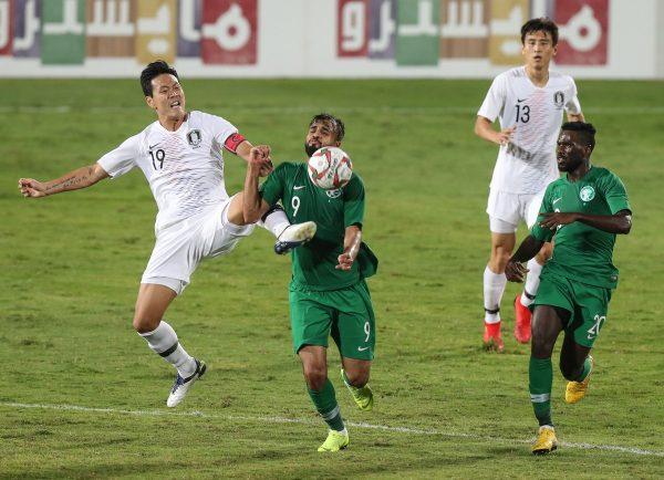 مشاهدة مباراة السعودية وكوريا الشمالية بث مباشر 8-1-2019