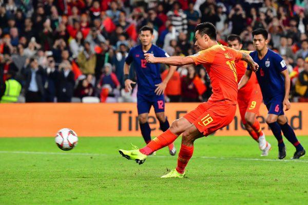 مشاهدة مباراة الصين وإيران بث مباشر 24-1-2019 مسابقة كأس آسيا
