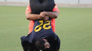 Photo of عاطف خضر: أتمني صعود بلدية المحلة واشتقت لصوت الجماهير