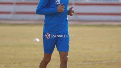 صورة خالد بوطيب : قد أتواجد فى مباراة بيراميدز والمباراة بثلاث نقاط