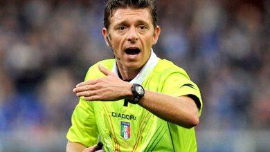 Photo of الإيطالي روكى حكما لمباراة الزمالك وبيراميدز في الدوري