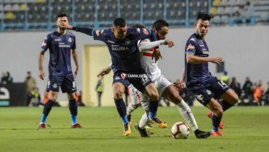 Photo of الزمالك ضد بيراميدز.. التعادل الإيجابي ينهي شوط أول المباراة المجنونة
