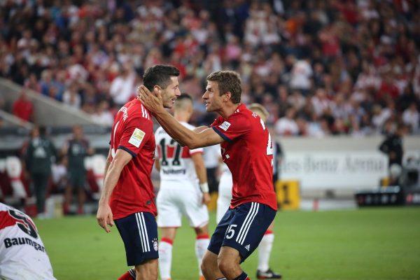 مشاهدة مباراة بايرن ميونخ وشتوتجارت بث مباشر 27-1-2019 الدوري الألماني
