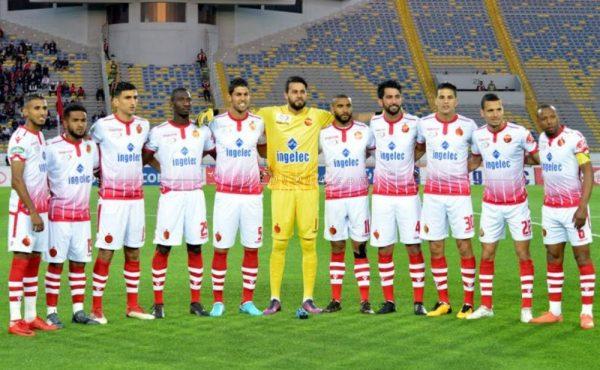 موعد مباراة الوداد المغربي والمريخ السوداني بالبطوله العربية