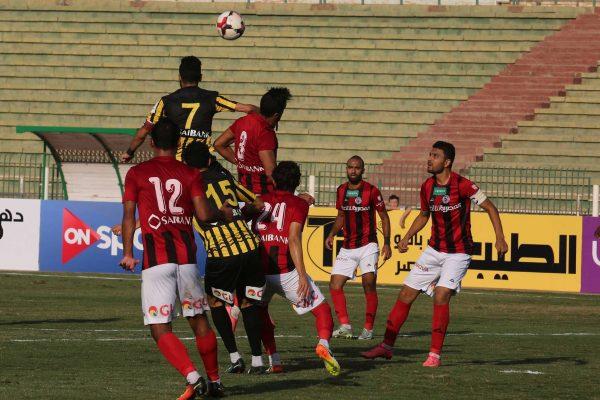مشاهدة مباراة الإنتاج الحربي والداخلية بث مباشر 23-1-2019 الدوري المصري