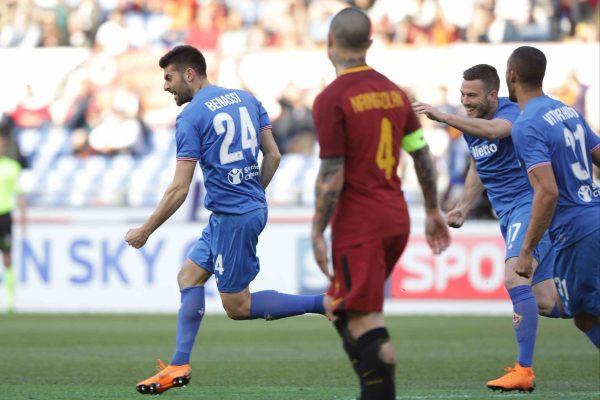 مشاهدة مباراة فيورنتينا وروما بث مباشر 30-1-2019 كأس إيطاليا