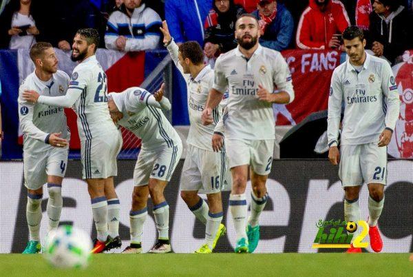 مشاهدة مباراة ريال مدريد واشبيلية بث مباشر 19-1-2019 الدوري الاسباني