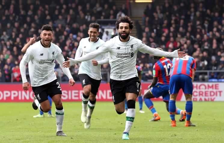 مشاهدة مباراة ليفربول وكريستال بالاس بث مباشر 19-1-2019 بالدوري الإنجليزي