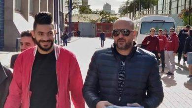 ياسر إبراهيم ومارتين لاسارتي