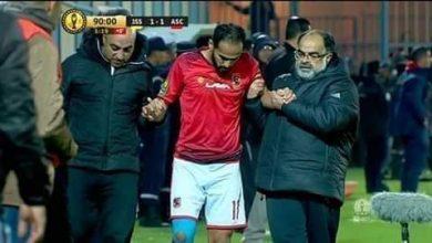 Photo of إصابة وليد سليمان بجزع في الرباط الداخلي للركبة