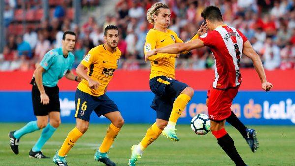 بث مباشر لمباراة أتلتيكو مدريد وجيرونا