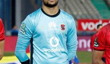أخبار الأهلي اليوم..على لطفي يعود للتدريبات بعد مباراة الدراويش