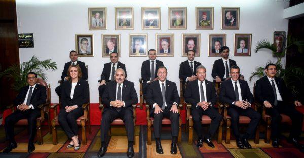 المجلس الأعلي للإعلام ودولة الحمر