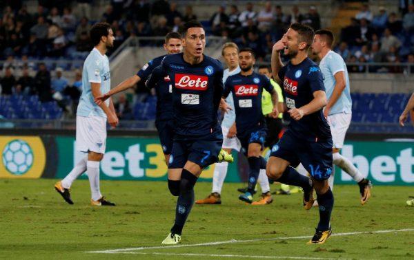 مشاهدة مباراة نابولي ولاتسيو بث مباشر اليوم 20-1-2019 في الدوري الايطالي