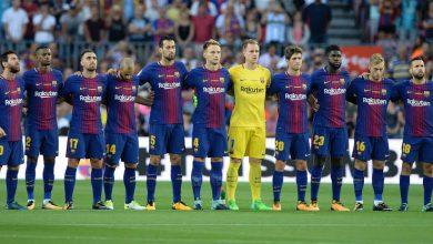 صورة برشلونة ضد إشبيلية.. برشلونة يكتسح إشبيلية بسادسية في كأس ملك إسبانيا