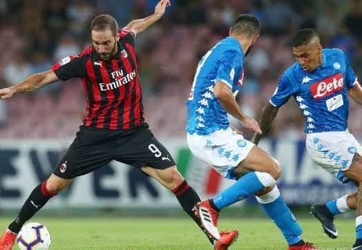مشاهدة مباراة نابولي وروما بث مباشر 2-11-2019