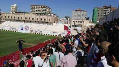 صورة بلدية المحلة يعلن عن موعد حضور جماهيرة للمباريات