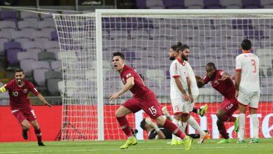 Photo of نهاية لقاء قطر ولبنان في كأس أسيا بفوز المنتخب القطري بهدفين