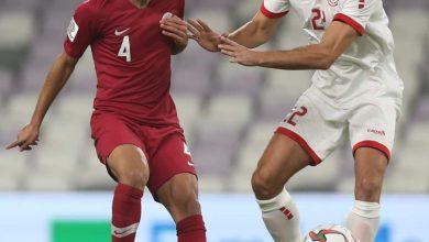 Photo of أحداث الشوط الأول من مباراة قطر ولبنان في كأس أسيا