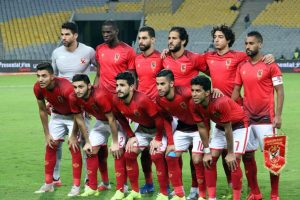 تشكيل الأهلي ضد مصر المقاصة